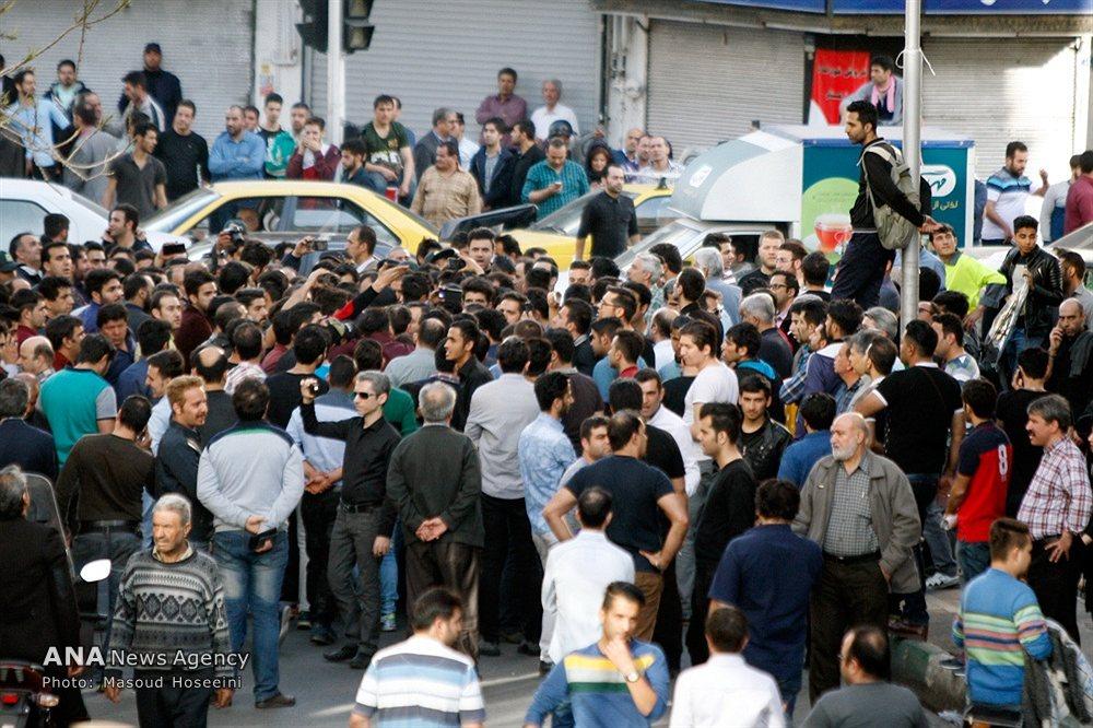 ۲۷ سال انتظار برای گرفتن زمینهای تعاونی مسکن خبازان هشتگرد/ نماینده معترضان: هر یکشنبه اعتصاب میکنیم