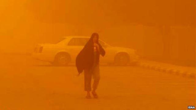 خانم ابتکار به آلودهترین شهر جهان خوش آمدید