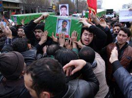 تابعیت ایرانی برای خانواده «شهدای غیر ایرانی»