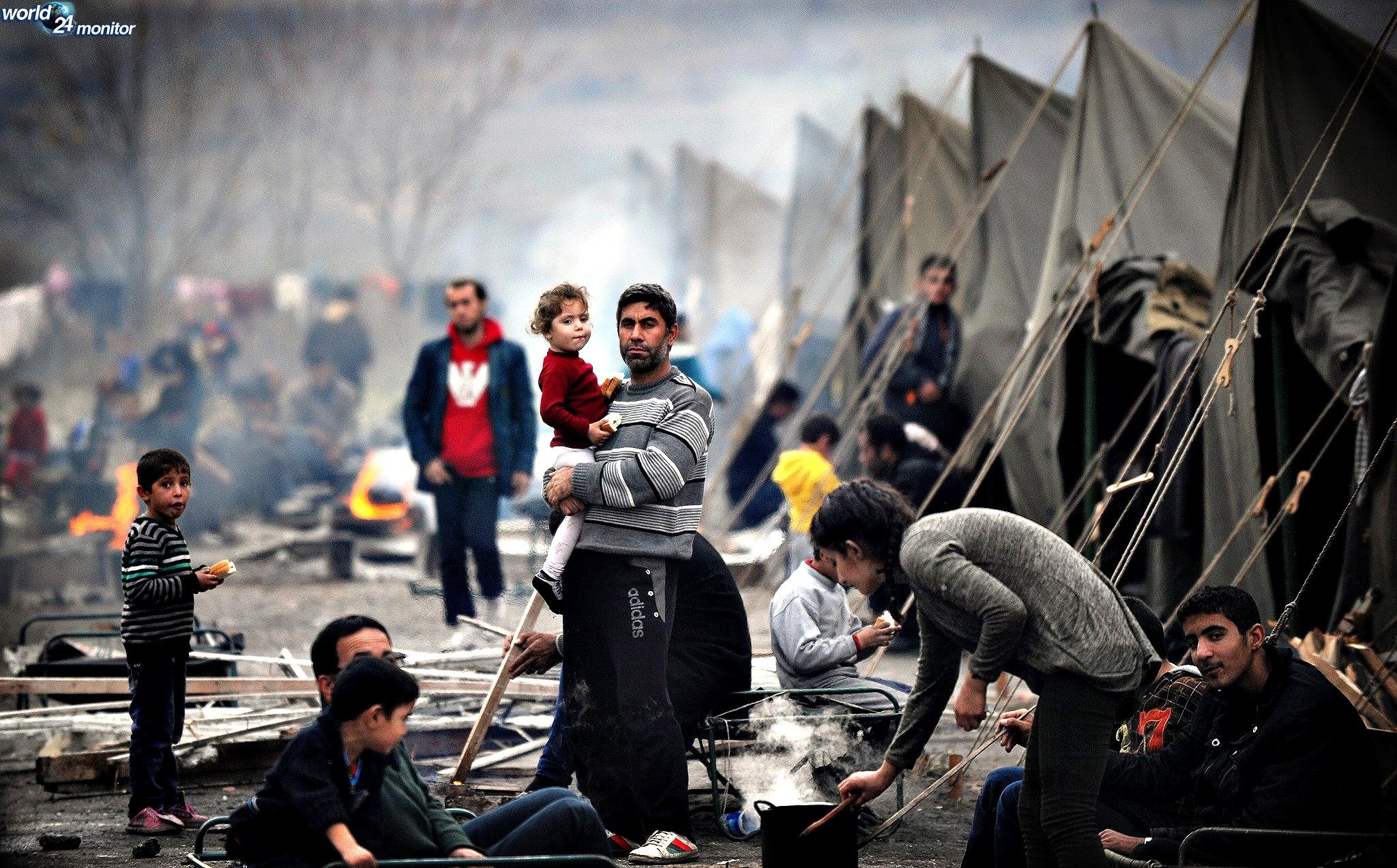 مهاجرت، پناهجویان و کار