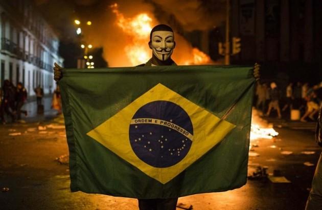 استبداد نئولیبرالیستی، دوباره به برزیل بازمیگردد