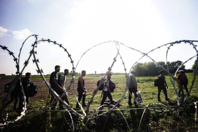 آنچه در پس ترس اروپا از مهاجران نهفته است