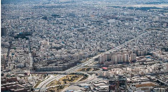 بیش از ۷۰ درصد جمعیت تهران مازاد است