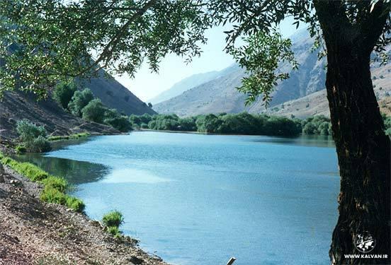 دریاچه گهر هم نابود میشود؟