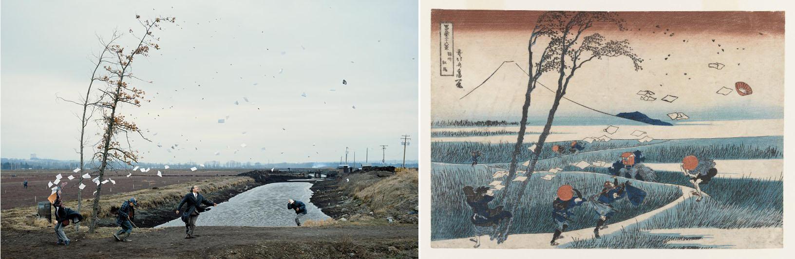 3 - کاتسوشیکا هاکوسای 1832 جف وال 1993
