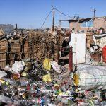 گزارش تصویری از حاشیهنشینی و فقر مهاجران افغان در حومه تهران