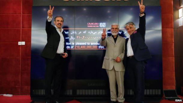 حسین پاکدل: خرید تابلوی ۵۰۰ میلیونی اشرافیگرایی نیست