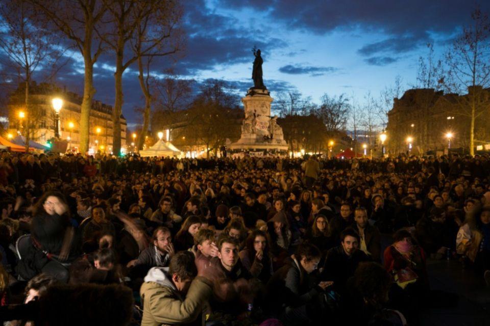 بیم و امیدهای خیزش فرانسه