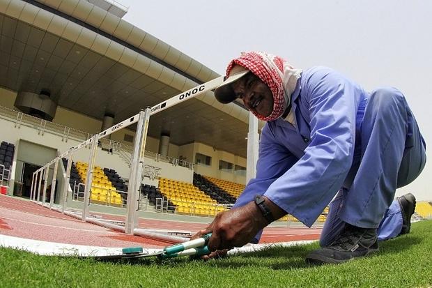 ۶۰ درصد از جمعیت قطر در «کمپهای کارگری» زندگی میکنند
