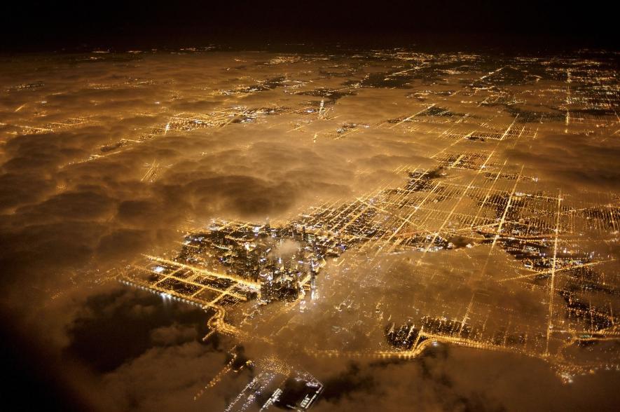 آلودگی نوری باعث میشود بهار زودتر از راه برسد