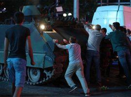 کودتا در ترکیه «حرام» اعلام شد