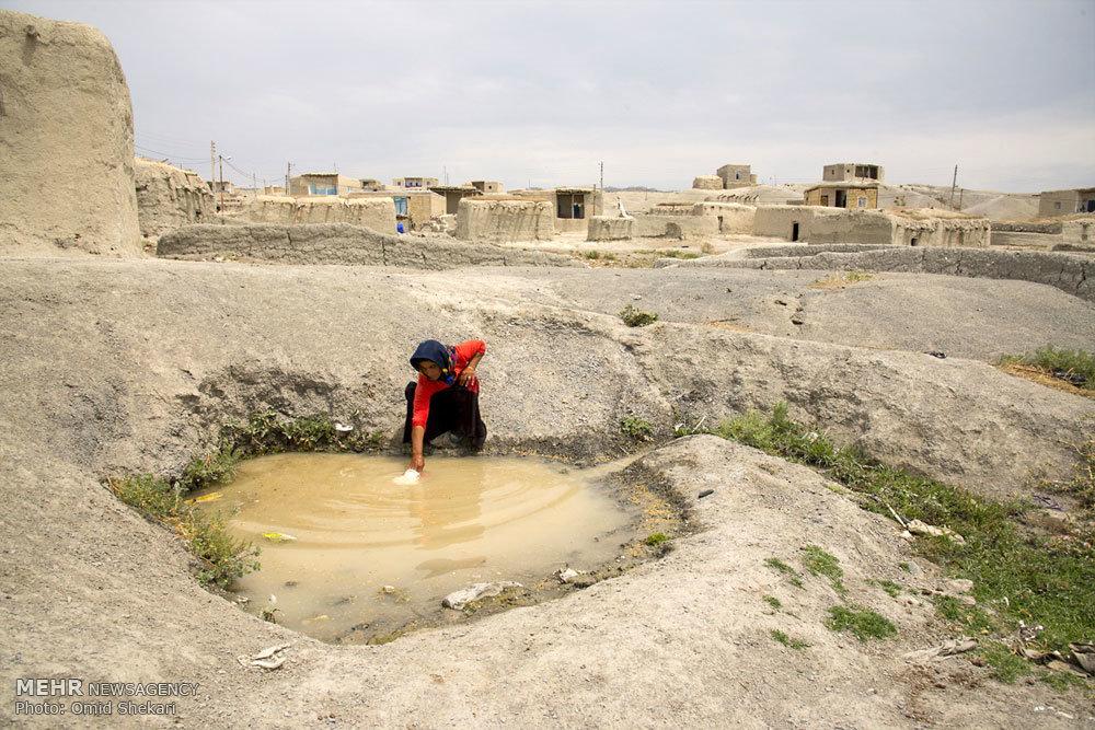 گسترش کشاورزی در روستاهای بیآب