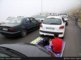 آیا آملیها در تعطیلات جاده را به روی تهرانیها بستند؟