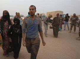 قحطی باعث بازگشت پناهجویان از مرز اردن به داخل سوریه شده است