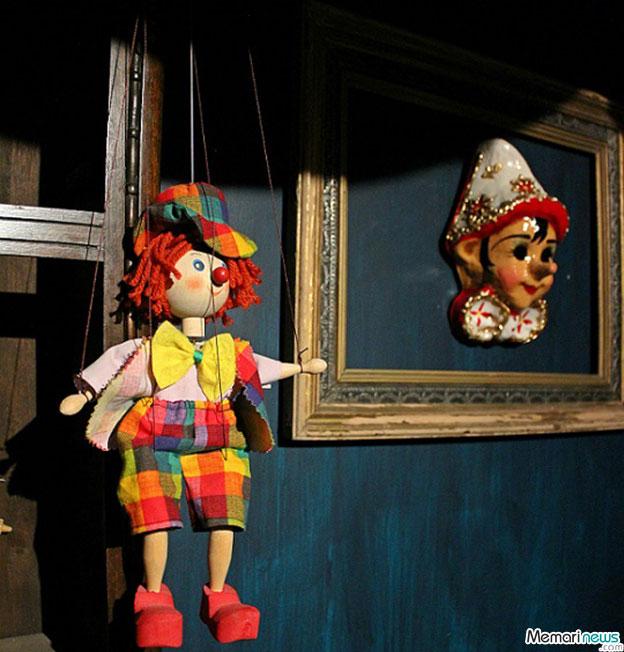 موزه عروسکهای ملل تعطیل شد