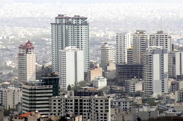 قیمت گرانترین خانه تهران ۳۷۵ برابر ارزانترین خانه است
