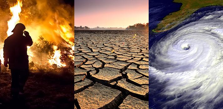 شکسته شدن رکوردهای زیستمحیطی در سال ۲۰۱۵: نتایج فاجعهبار گرمایش زمین