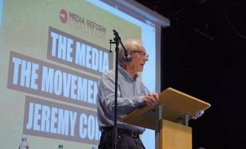 انتقاد کن لوچ از شستشوی مغزی مخاطبان توسط رسانههای جریان اصلی