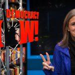 حکم بازداشت ایمی گودمن، مجری پایگاه خبری دموکراسی ناو