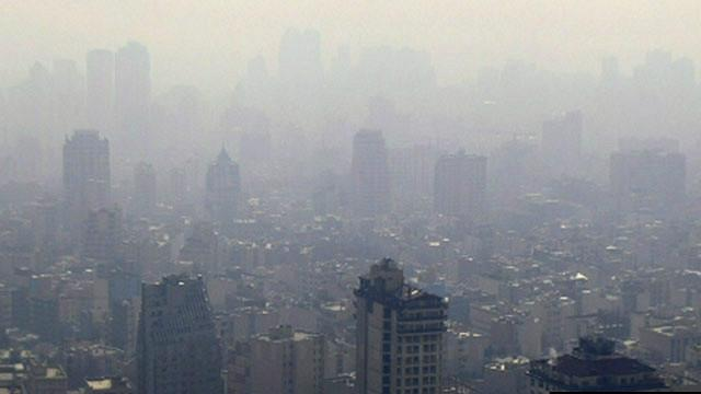 آلودگی هوا؛ چهارمین عامل مرگ و میر زودرس در جهان