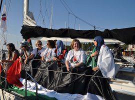 حمایت پینک فلوید از ناوگان آزادیبخش غزه