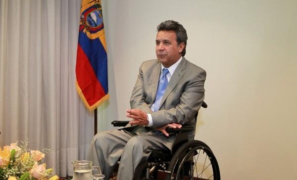 فعال حقوق معلولان نامزد ریاست جمهوری اکوادور میشود