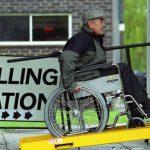 حقوق سیاسی معلولان