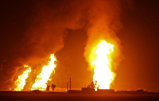 جنگ خاورمیانه و تسخیر ذخایر گاز طبیعی