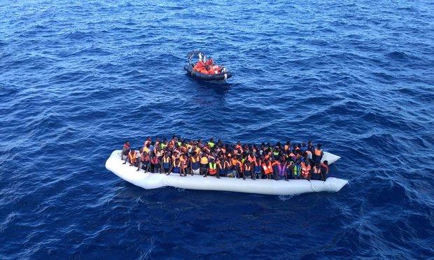 وزارت کشور آلمان خواستار برگرداندن پناهجویان آفریقایی از روی آب شد