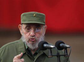 فیدل کاسترو و انقلاب کوبا