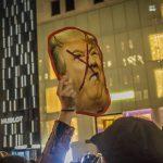 عکسهایی از تظاهرات ضد ترامپ