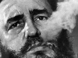 کاسترو، چهره مرد انقلابی به روایت تصویر