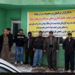 تجمع کارگران در مهاباد، بروجرد، فسا و لومار