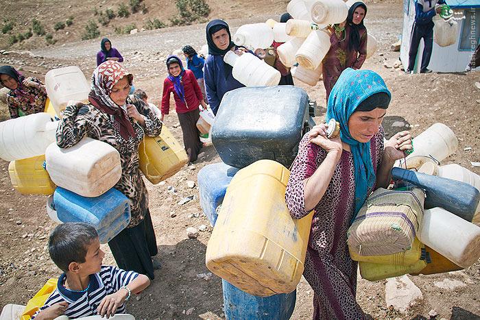 «سیل مهاجرت از شهر به روستا شروع شده است»
