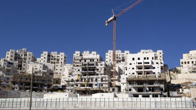اسرائیل رای به شهرکسازی را تا زمان سخنرانی جان کری به تعویق انداخت