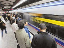 انتخاب یک زن برای رئیس اتاق فرمان خط ۶ مترو