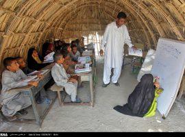 یک هفتم کودکان بازمانده از تحصیل کشور سهم سیستان و بلوچستان