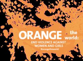 رنگیترین مبارزه علیه خشونت