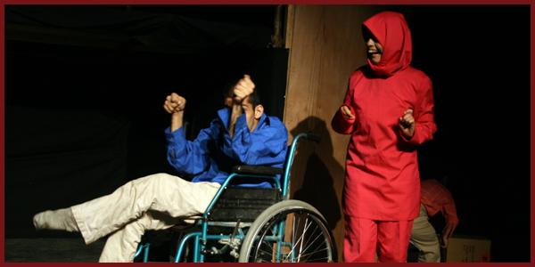 آغاز به کار جشنواره بینالمللی تئاتر معلولان
