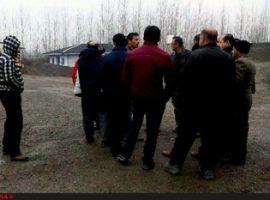 تجمع کارگران در تالش و ادامه اعتراض در مهاباد