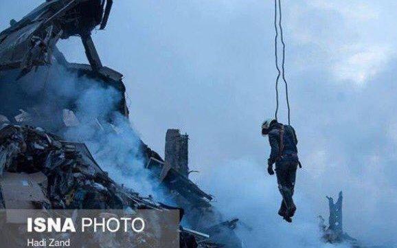 مجهولماندن مقصر مرگ آتشنشانان پلاسکوزمان مطالعه: ۲ دقیقه
