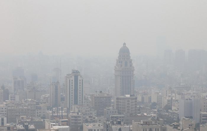 پارسال ۴۸۱۰نفر در تهران بر اثر آلودگی هوا مردند