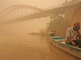 سدسازی روی رودخانه «زهره» عامل ریزگردهای اهواز