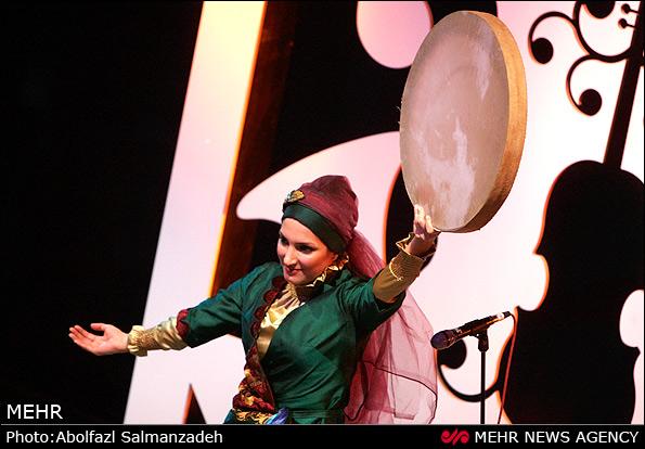 پخش آنلاین اجراهای موسیقی جشنواره فجر