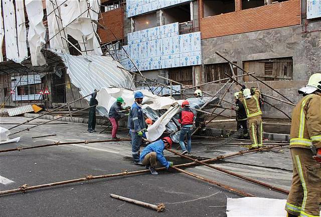 افزایش ۴۰درصدی مرگ ناشی از حوادث کار در استان تهران