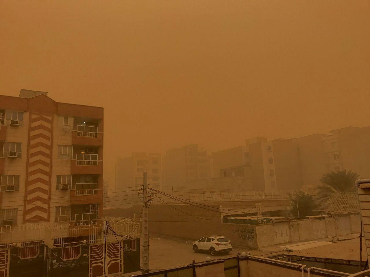 تا باران نبارد گردوغبار از خوزستان نمیرود