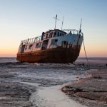 هشدار درباره وضعیت اسفبار غبار نمکی در اطراف دریاچه ارومیه