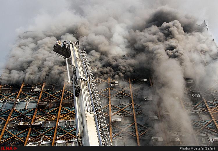 مدیر مورد انتقاد آتشنشانان، مدیرعامل آتشنشانی شدزمان مطالعه: ۱ دقیقه