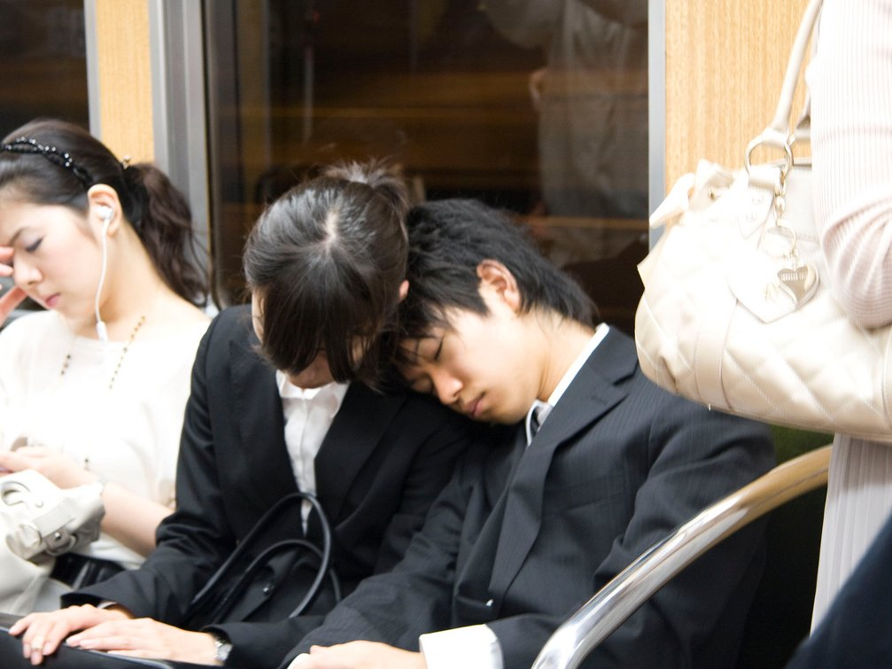 تلاش برای کاهش «مرگ به علت کار بیش از حد» در ژاپن