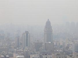 ۱۹ میلیون ایرانی «سم» تنفس میکنند